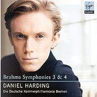 Brahms: Symphonies Nos.3 & 4