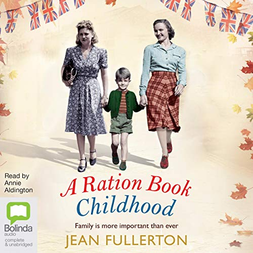A Ration Book Childhood  By  cover art