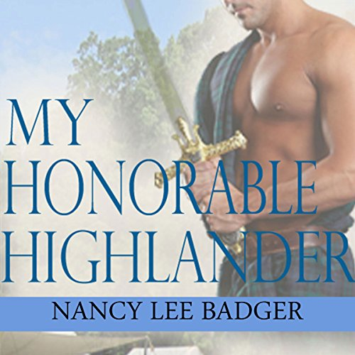 My Honorable Highlander audiobook cover art