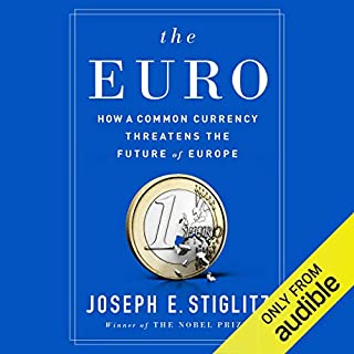 The Euro audiobook cover art