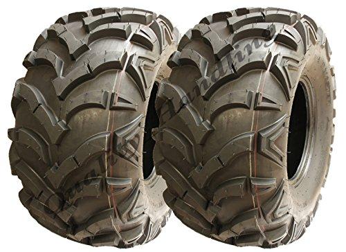 "baratos y buenos Parnells 2 – Neumático cuádruple 25X12-106ply Wanda ""E"" Par de marcadores ATV Neumático calidad"