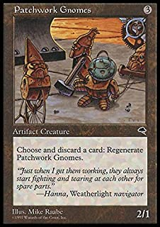 Magic: the Gathering - Patchwork Gnomes - Tempest