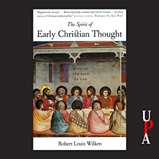 The Spirit of Early Christian Thought audiobook cover art