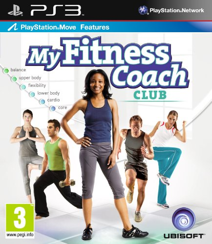 [UK-Import]My Fitness Coach Club Game (Move Compatible) PS3