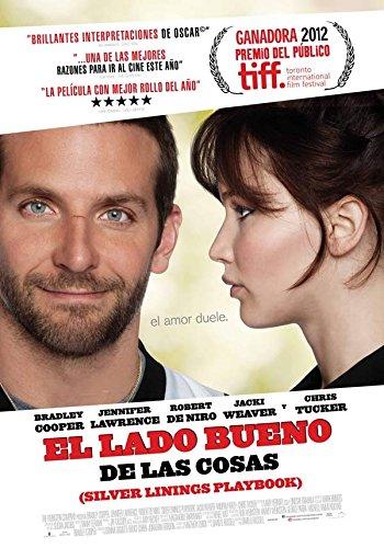El Lado Bueno De Las Cosas (Import Dvd) (2013) Bradley Cooper; Jennifer Lawren
