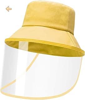 Children's Fisherman hat, Anti Fog, Anti Saliva, Windproof dustproof 3in1