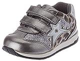 Chicco Scarpa GRILLY, Sneaker Bambina, Acciaio Leopardato, 20 EU