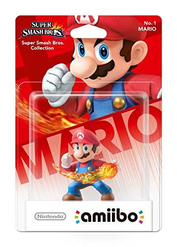 amiibo Smash Mario Figur