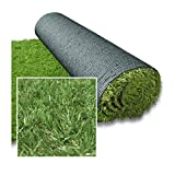 Prato sintetico verde, tipo alpeggio, 30mm (1x 4m = 4m²)