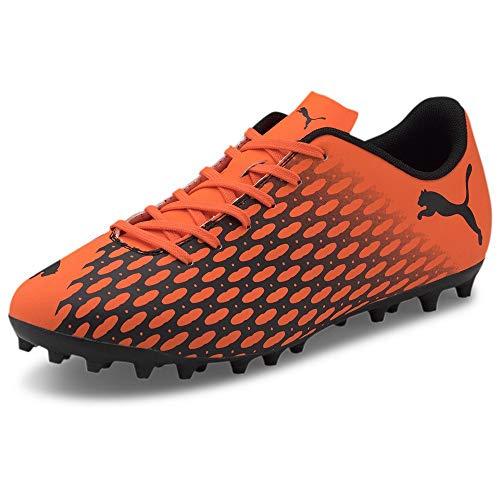 Puma Spirit III MG, Zapatillas de fútbol Hombre, Orange, 41 EU