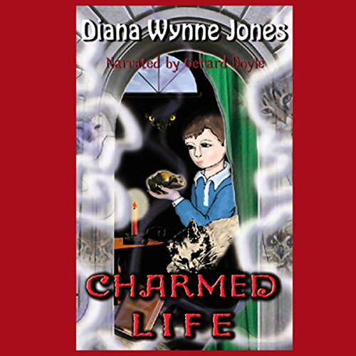 A Charmed Life audiobook cover art