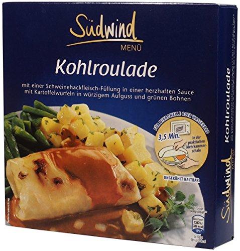 Spezialitätenpaket 11+1 gratis - verschiedene Fertiggerichte für die Mikrowelle - keine Versandkosten - Südwind Lebensmittel - 3