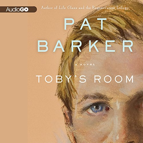 Toby's Room audiobook cover art