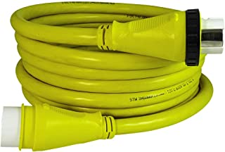 Marvine Shore Power Extension Cord 50Amp Male SS1-50P to 50Amp Female SS1-50R