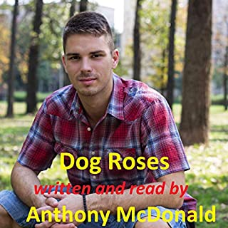 Dog Roses audiobook cover art