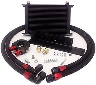 Rev9Power Rev9_OCK-5124; Nissan 350z 370z 24 Row Bolt On Oil Cooler Kit