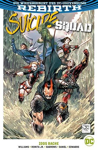 Suicide Squad: Bd. 2 (2. Serie): Zods Rache