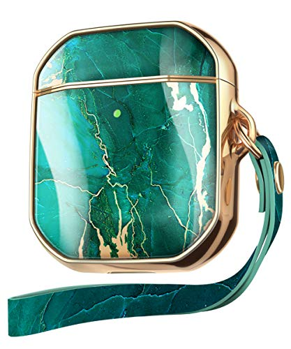 GVIEWIN Aurora Series AirPods Marble Case