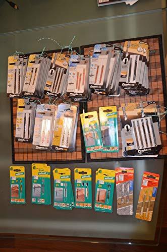 Restposten 30 Stück Stichsägeblätter U-Schaft Black & Decker Holz Metall