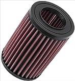K&N E-9257 Filtro de Aire Coche, Lavable y Reutilizable