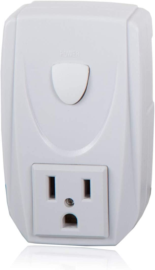 TODKI Credence Luxury goods Wireless Smart Power Switch Plug Wall for wit works Outlet