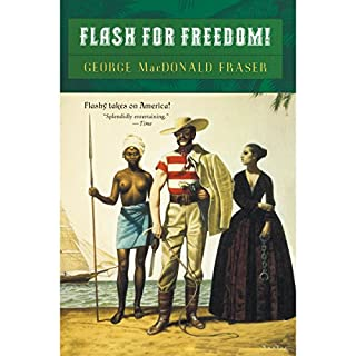 Flash for Freedom audiobook cover art
