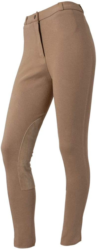 Tough-1 Sale Special Price Ladies Knee Breeches Patch Show trend rank