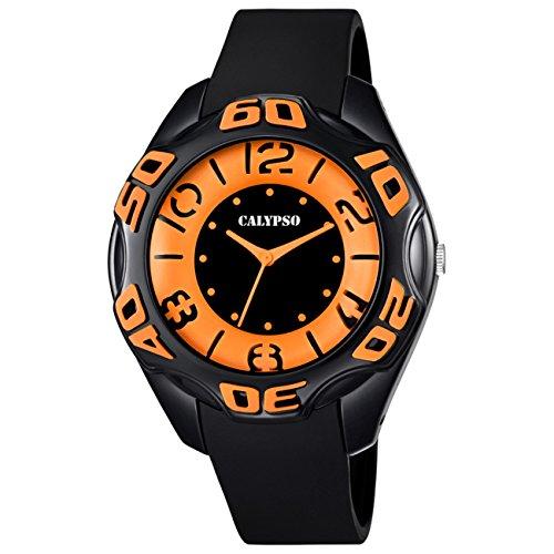 Calypso k5622-6 - Reloj Unisex Color Negro