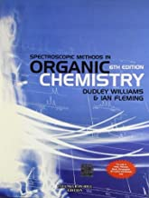 Spectroscopic Methods in Organic Chemistry by D.H Williams & I. Fleming (2011-03-16)