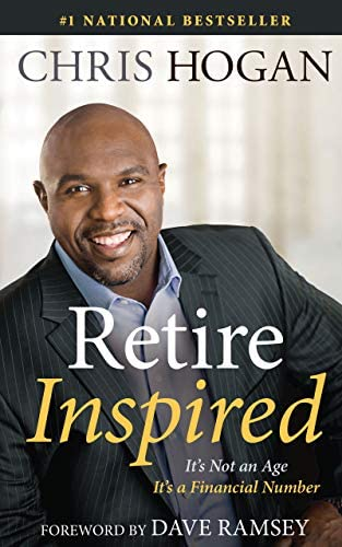 Retire Inspired It s Not an Age It s a Financial Number product image
