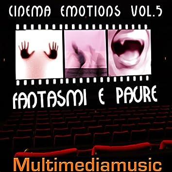 Cinema Emotions, Vol. 5 (Fantasmi e paure - Ghosts and Fears)