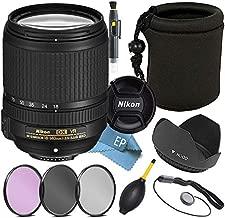 Nikon 18-140mm f/3.5-5.6G ED VR AF-S DX NIKKOR Zoom Lens – (White Box)