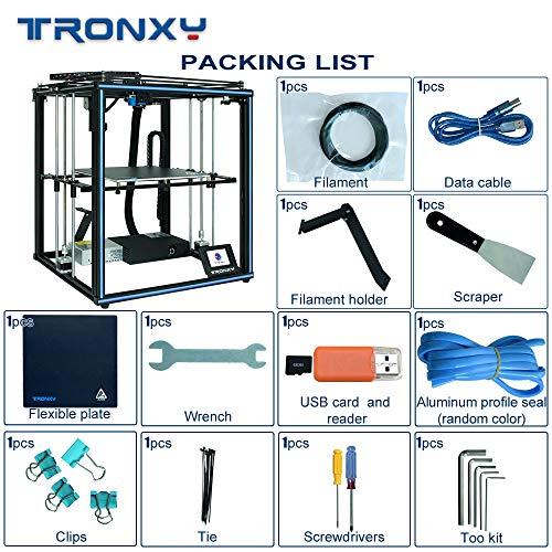 Tronxy – Tronxy X5SA-400 PRO - 4