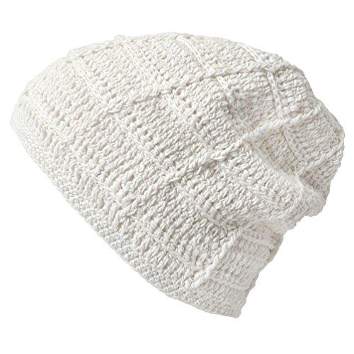 Crochet Slouch Cap Hand Made