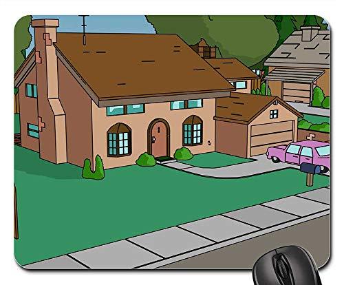 Mouse Pad - Fan Art Simpsons Home Comic