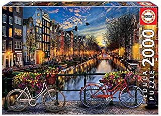 Educa Children's 2000 Amsterdam with love Puzzle