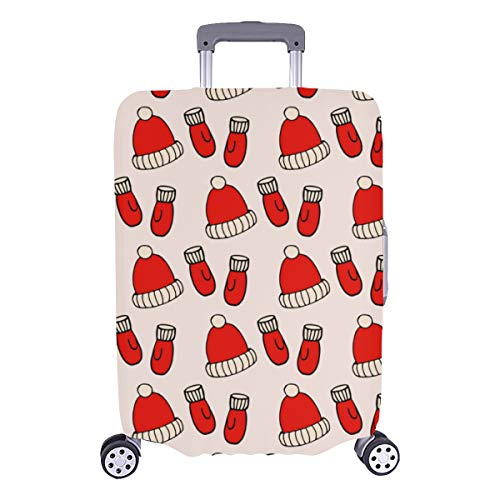 Covers For Luggage Glove Warm Comfortable Durable Washable Protecor Cover Fits 28.5 X 20.5 Inch Cute Suitcase Protector Kids Luggage Cover Suitcase Covers Protectors