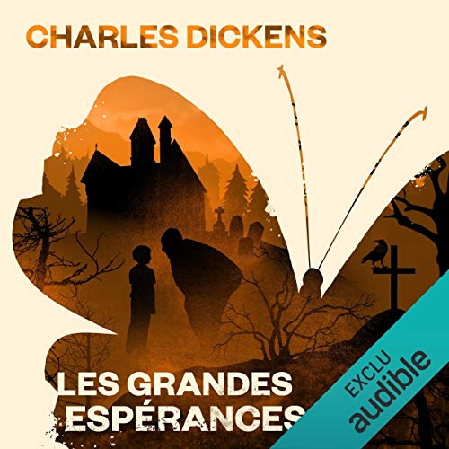 Les grandes espérances audiobook cover art
