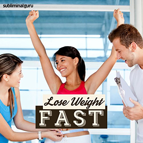 Lose Weight Fast audiobook cover art