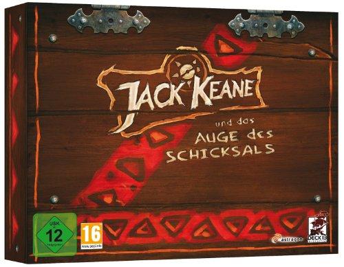 Jack Keane und das Auge des Schicksals - Collector's Edition - [PC]