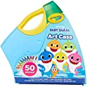 Crayola Baby Shark 50-Piece Art Set
