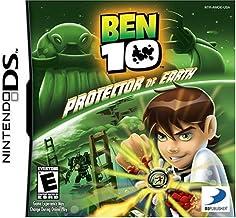 BEN 10 Protector of Earth - Jogo Nintendo DS - Original na Caixa