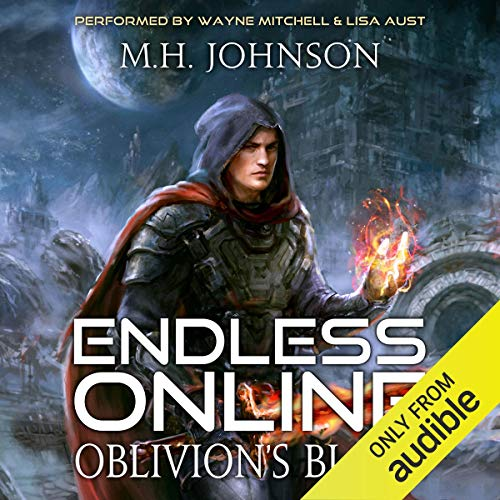 Endless Online: Oblivion's Blade audiobook cover art