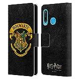 Head Case Designs Officiel Harry Potter Hogwarts Crête Sorcerer's Stone I Coque en Cuir à...