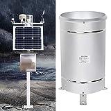 LIKJ Sensore pluviometro, Tre metodi di Caricamento Dati Pluviometro Durevole ad Alta sens...
