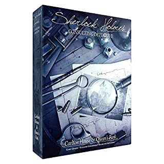 Asmodee Sherlock Holmes: Carlton House & Queen's Park (2370990090) | Amazon price tracker / tracking, Amazon price history charts, Amazon price watches, Amazon price drop alerts