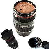 Cup Tazza Teleobiettivo a forma di obiettivo fotografico Reflex Bicchiere...