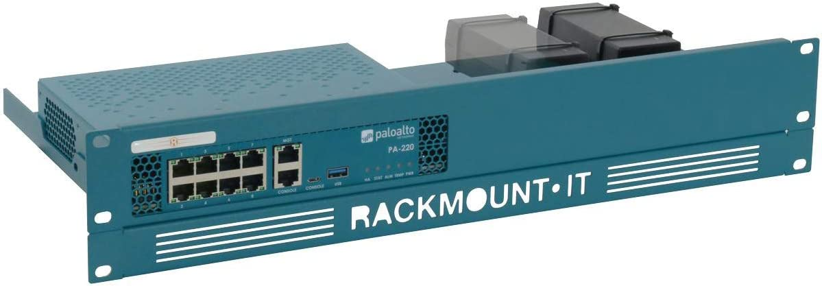 R RACKMOUNT·IT | RM-PA-T2 | Rack Mounting Kit for Palo Alto PA-220