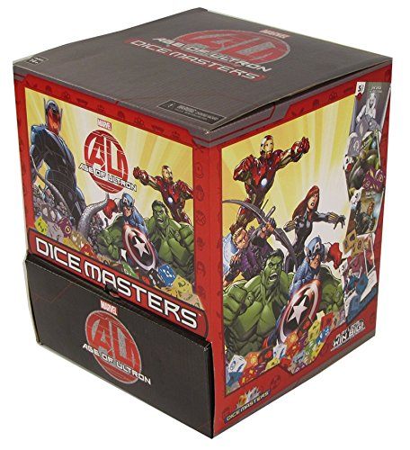 WizKids Marvel Dice Masters: Age of Ultron Dice Building Game: Gravity Feed