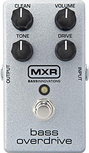 MXR M 89 Bass Overdrive Gitarre Effekt